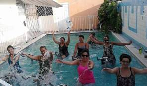 Aqua Spinning de Ponce