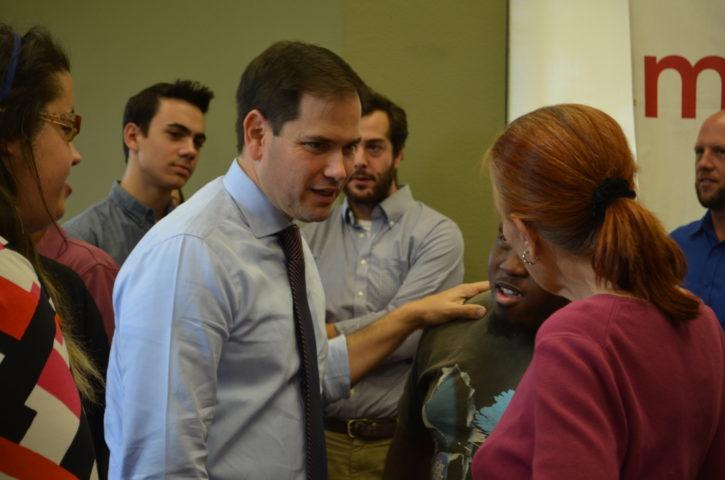 Florida Senator Marco Rubio - Puerto Rico