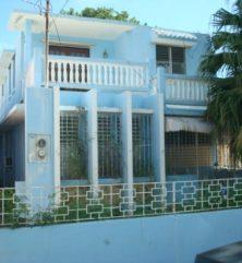 RESIDENCIA REPOSEIDA CALLE SS RODRIGUEZ, en Guánica Puerto Rico Casa en Barrio-Pueblo de 4 Cuartos y 2 Baños