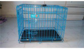 jaula para perro y gato
