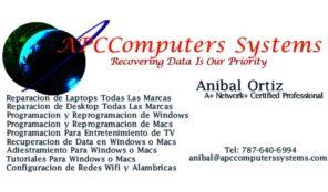 Reparacion de Laptops Todas las Marcas