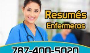 Resumés para Enfermeros(as)