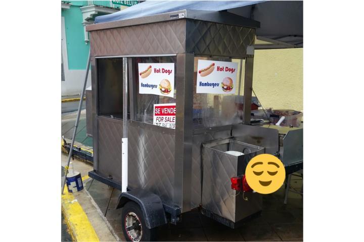Carrito De Hotdogs Sevendepr El Sitio Premier De