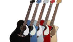 Fender Sonoran SCE Acoustic-Electric Guitar