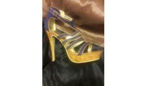 Zapatos size 10 by natalia
