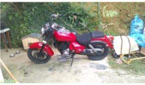 United motorcycle