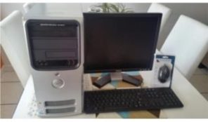 Dell Dimension 9200 con todo