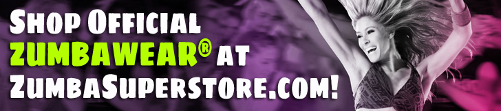 Shop Official ZUMBAWEAR at ZumbaSuperstore.com!